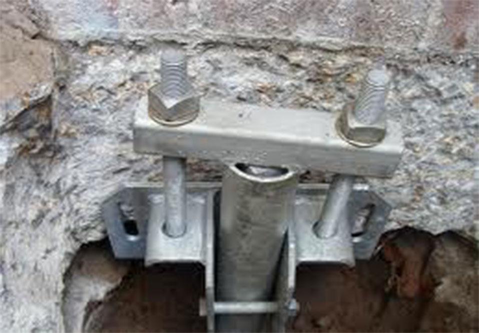 Concrete Cracks Repairs