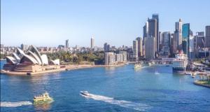Harbour of Sydney